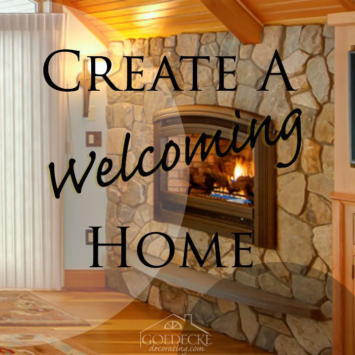 ... welcoming home