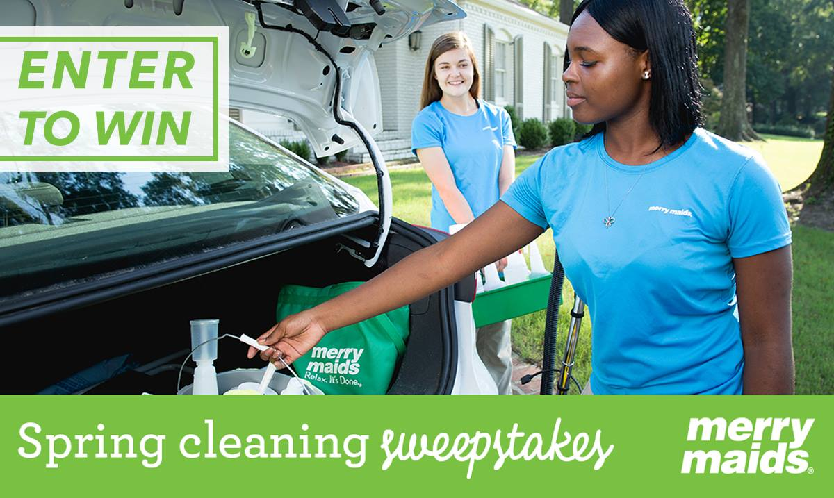 Spring Cleaning Sweepstakes